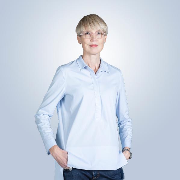 FM, asiantuntija Elina Förster, Metropolia Ammattikorkeakoulu